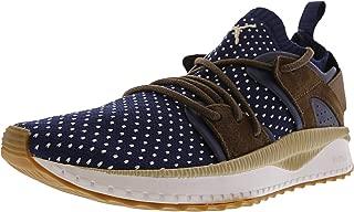PUMA Men's Tsugi Blaze Evoknit Dot Ankle-High Fabric Fashion Sneaker