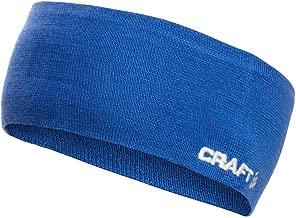 Craft Sports Headband: Running Race Mens Sweatband