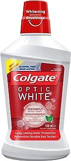 Colgate Optic White Whitening Mouthwash - 500 ml
