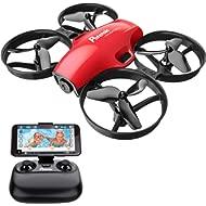 Potensic A30W FPV Drone with Camera, Mini RC Nano Quadcopter with Camera, Auto Hovering, Route...