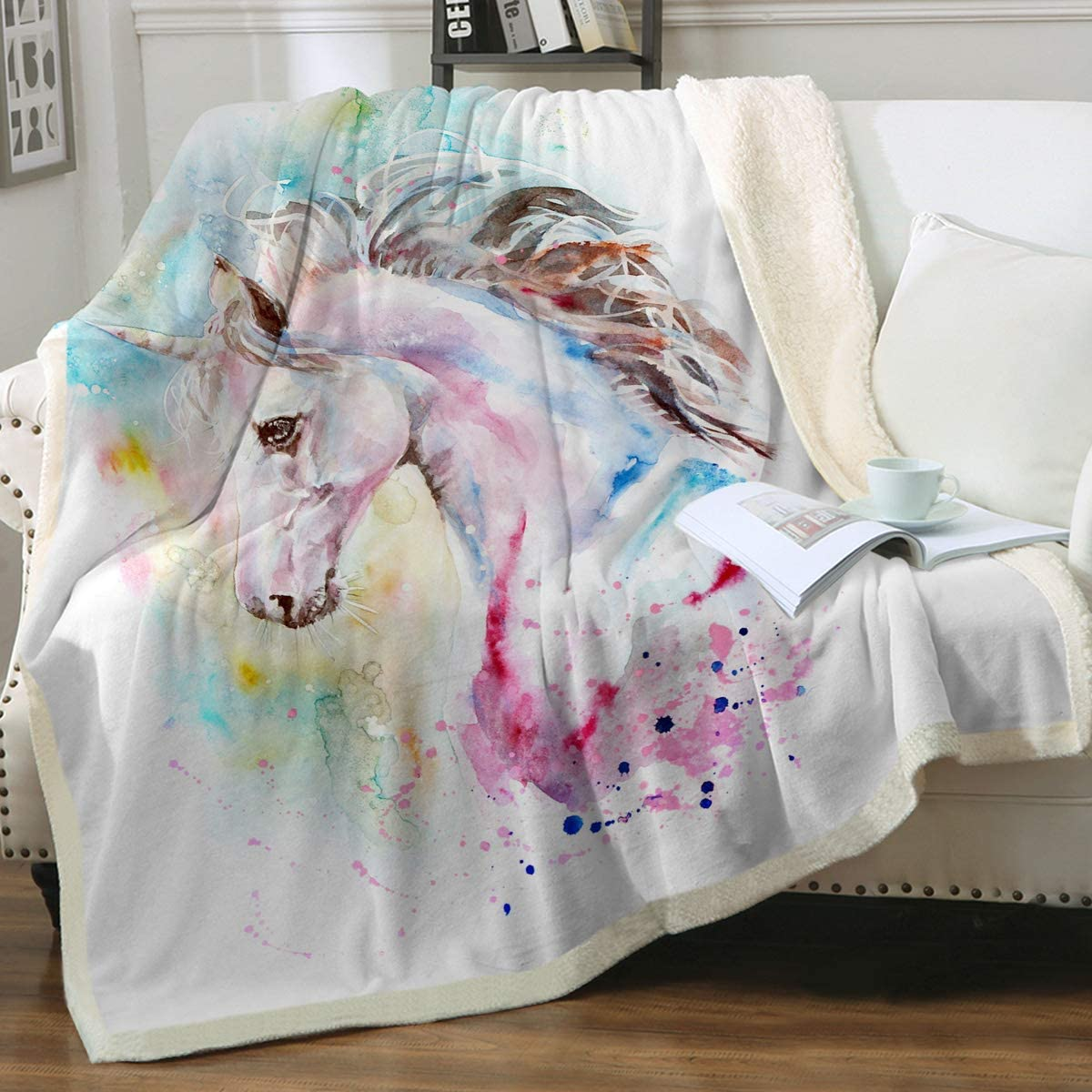 fleece-blanket-for-beds
