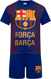 Best fc barcelona youth pajamas Reviews