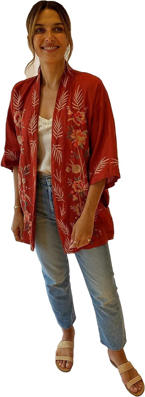 Johnny Was Caspian Linen Kimono - J43121-2
