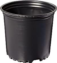 Viagrow 1 Gal. plastic Nursery Pots (3.78 Liters) 20-Pack