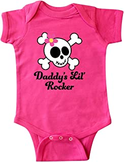 pink skull baby clothes