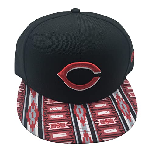 brand new 19c52 21abc New Era MLB Cincinnati Reds Snapback Hat