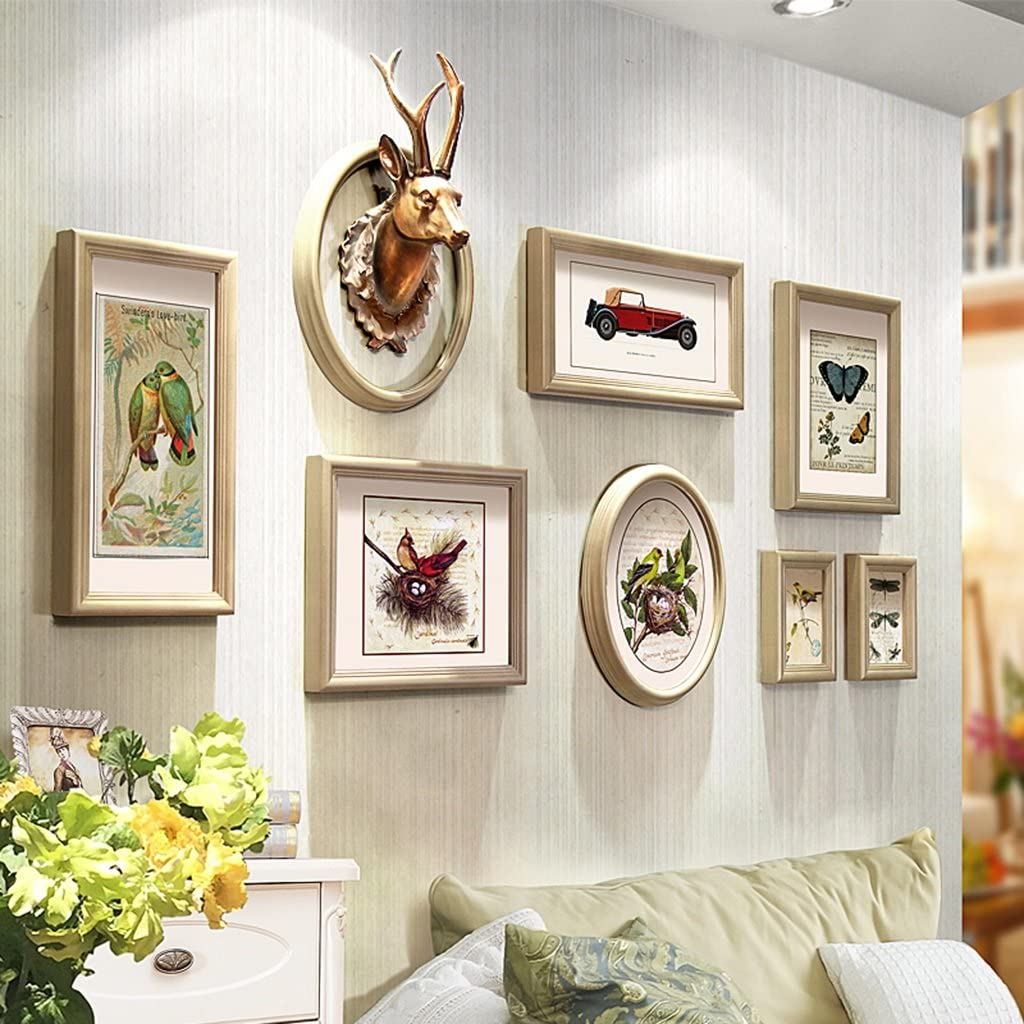 Table Top Frames Nordic creative photo multiple All stores are Super intense SALE sold combination wall