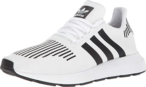 adidas herren Swift Run Low & Mid Tops Schnuersenkel Leinen Laufschuhe