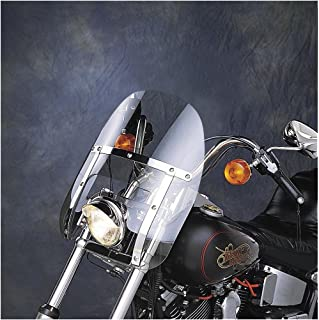 National Cycle Low Boy Heavy Duty Windshield Clear Universal