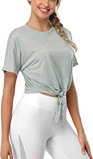Womens Shirts That Tie In The Front