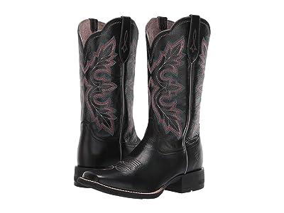 Ariat Breakout (Jackal Black) Cowboy Boots