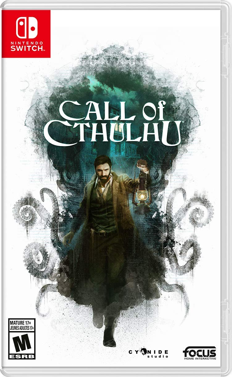 Surprise price Call of Cthulhu NSW - security Switch Nintendo