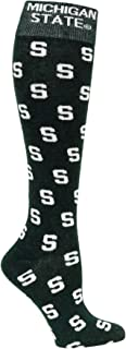 michigan state spartan tie