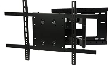 THE MOUNT STORE TV Wall Mount for Hitachi 55 inch Class 4k UHD TV with Roku - 55R7 VESA 400x400mm Maximum Extension 26 inches