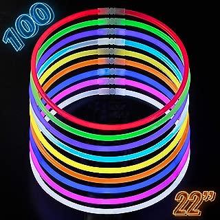 Best bulk glow necklaces wholesale Reviews