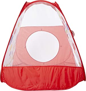 Fun Kids Ball Pits Tent 3 in 1 Combo Play Tent with Play Tunnel [TH-629]