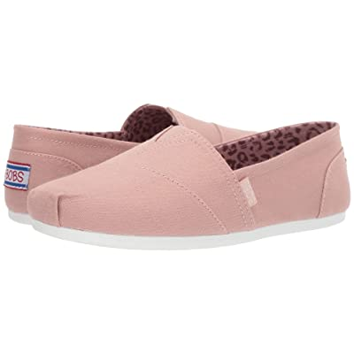 BOBS from SKECHERS Bobs Plush Peace and Love (Blush) Women