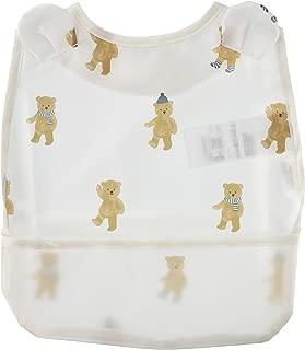 [ジェラート ピケ] 【Kids&Baby】 テディベア柄babyお食事スタイ PBGG195749 ガールズ