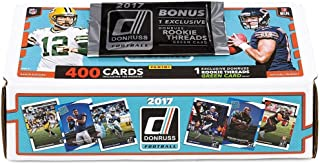 2017 Panini Donruss NFL Football Factory Set (includes ONE Rookie Relic card foil pack)
