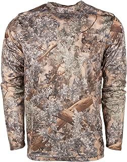 KC1 Poly Long Sleeve Tee Shirt