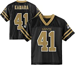 Outerstuff Alvin Kamara New Orleans Saints #41 Black Youth Home Player Jersey