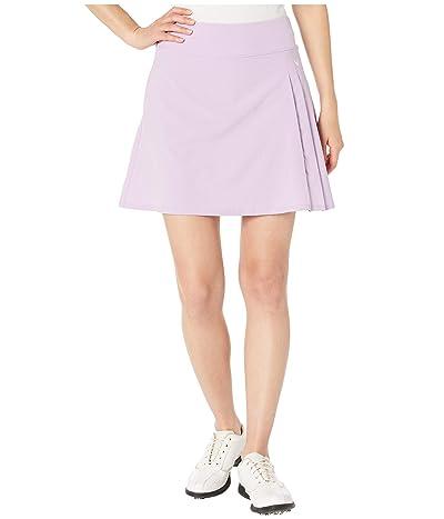Callaway Side Pleat Skort (Sheer Lilac) Women