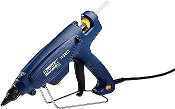 Rapid, 5000327, Pistolet à colle Pro-industriel Thermofusible 220W, Pour un collage professionnel, Bâton de colle Ø12mm, E...