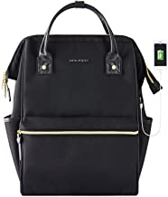 KROSER Laptop Backpack 15.6 Inch Stylish School Computer Backpack Doctor Bag Water..