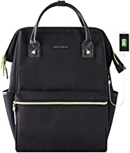 KROSER Laptop Backpack 15.6 Inch Stylish School Computer Backpack Casual Daypack Laptop..