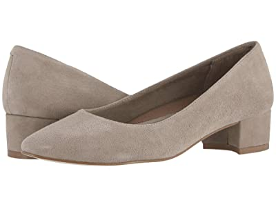 Walking Cradles Heidi (Light Taupe Suede) Women