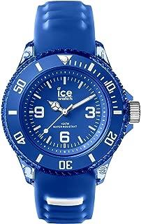Ice-Watch - ICE aqua Marine - Boy's wristwatch with silicon strap - 001455 (Small)