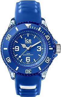 Ice-Watch - ICE aqua Marine - Montre bleue pour garçon avec bracelet en silicone - 001455 (Small)