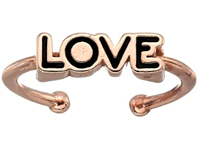 Alex and Ani Love Adjustable Ring (14KT Rose Gold Plated) Ring