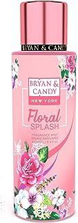 Bryan & Candy NewYork Floral Splash Fragrance Body Mist Spray for Women (250ml) No Gas Perfume