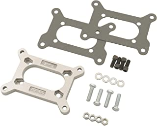 Mr. Gasket 1937MRG Carburetor Adapter Kit, Silver