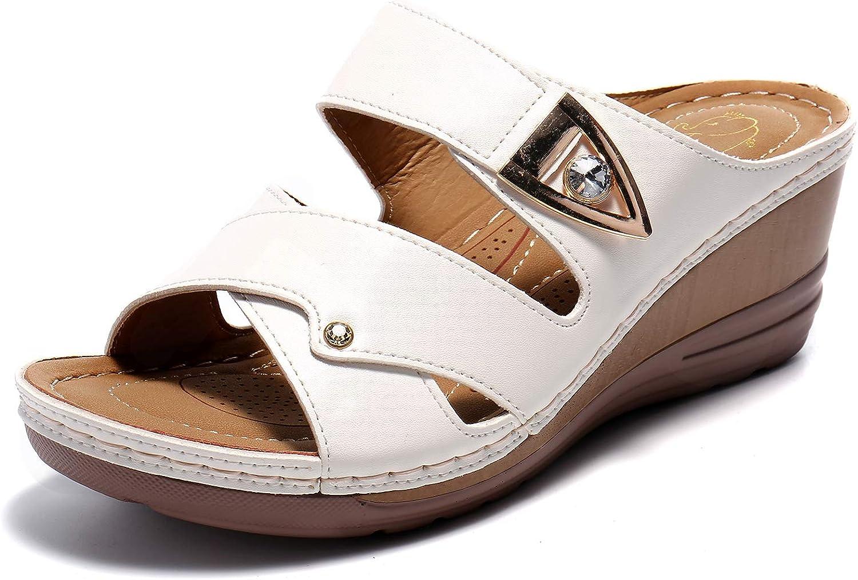 Alexis Leroy Al sold out. Factory outlet Women's Comfortable Toe Crisscross Open Straps