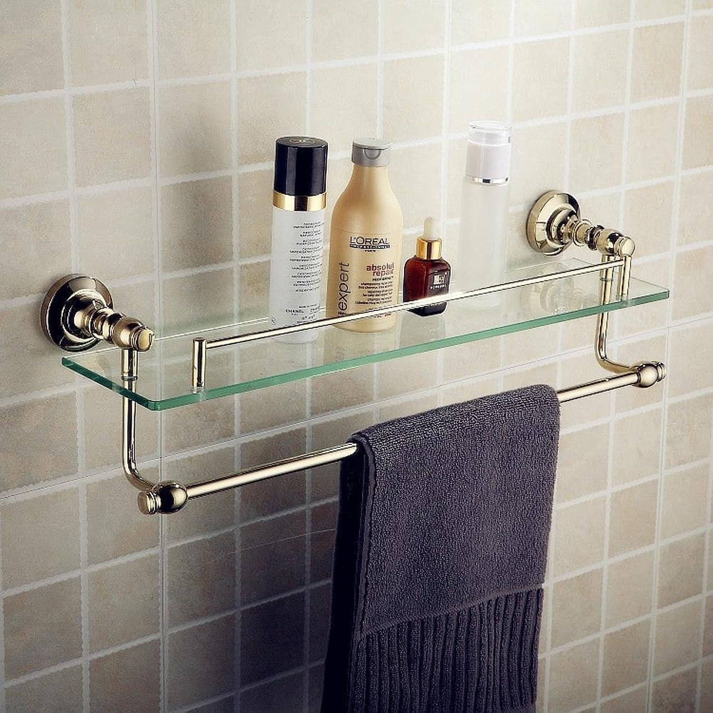 XAH@ Single tier antique copper bathroom Bathroom accessories
