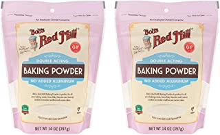 Bob's Red Mill Baking Powder, 14 Ounce (Pack of 2)
