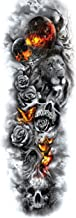 Tattoo stickers schedel...
