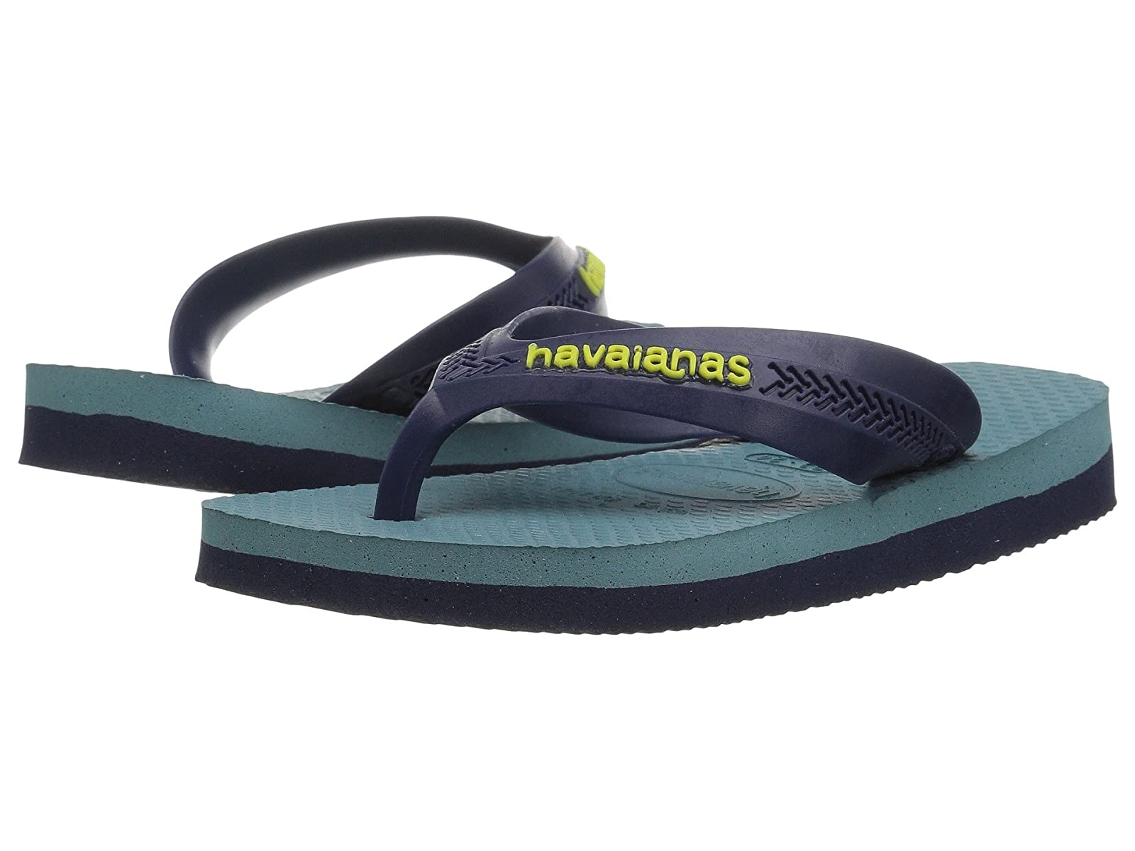 Havaianas Kids Max (Toddler/Little Kid/Big Kid)Atmospheric grades have affordable shoes