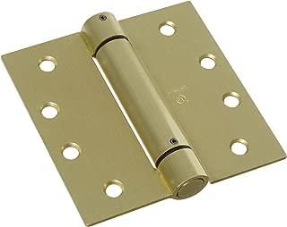 Stanley Hardware S530-779 CD2060R Spring Hinge in Satin Brass