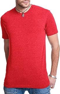 Next Level Apparel Men's Triblend Knit Crewneck T-Shirt