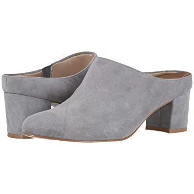 Walking Cradles Jersey (Dove Gray Kid Suede) High Heels
