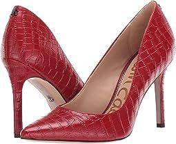 Spiced Mahogany Kenya Croco Leather