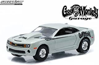 Greenlight 2013 Chevrolet COPO Camaro from The Show Gas Monkey Garage Collectibles 1:64 Scale GL Hollywood Series 10 Die Cast Vehicle