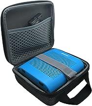 co2crea Hard Travel Case for Bose SoundLink Color 2 Bluetooth Speaker II (Black Case)