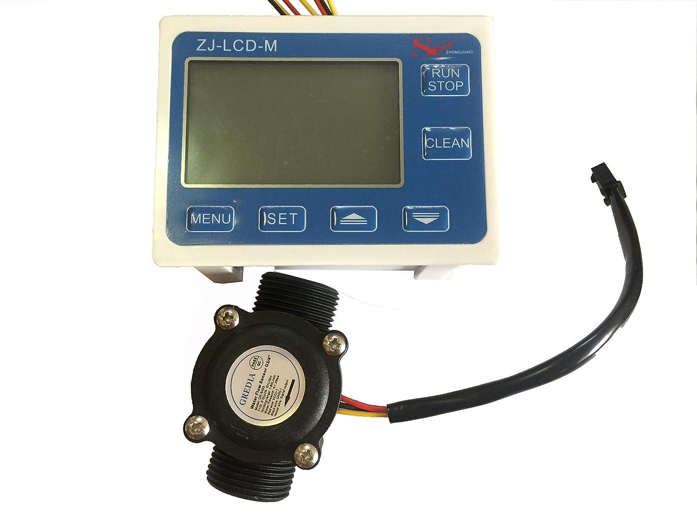 GREDIA Digital LCD Display Quantitative Control Baltimore Mall Columbus Mall Water Controller