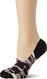 Women's Curated Sailing Stripe No Show Calcetines para Mujer