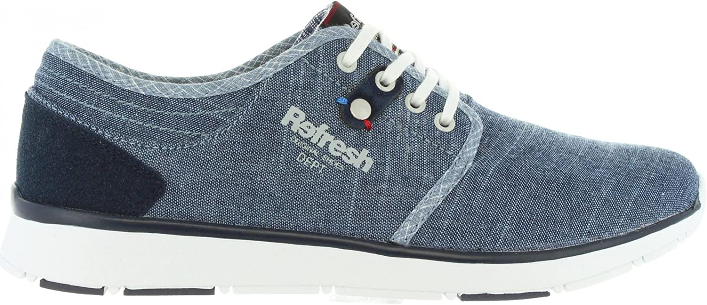 Refresh Men Trainers 63228 Textil Jeans