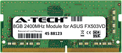 A-Tech 8GB Module for ASUS FX503VD Laptop & Notebook Compatible DDR4 2400Mhz Memory Ram (ATMS394344A25827X1)